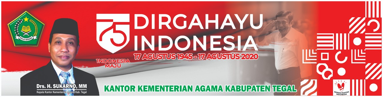 Dirgahayu Republik Indonesia 2020